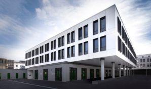Neues Justizzentrum in Koblenz, Sitz des Verfassungsgerichtshofs, des Oberverwaltungsgerichts Rheinland-Pfalz und des Verwaltungsgerichts Koblenz